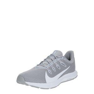 NIKE Běžecká obuv 'QUEST 2'  světle šedá