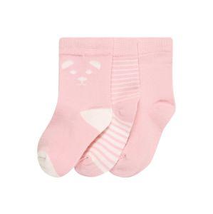 JACKY Ponožky  růžová