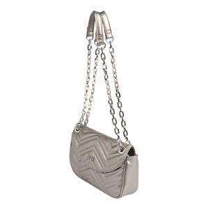 NYZE Taška přes rameno 'LauraJoelle'  stříbrná