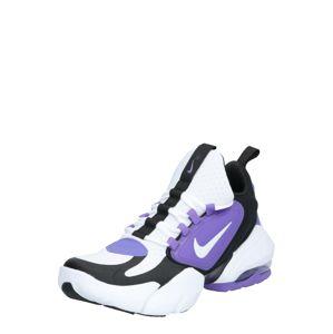 NIKE Sportovní boty 'Air Max Alpha Savage'  fialová / černá / bílá