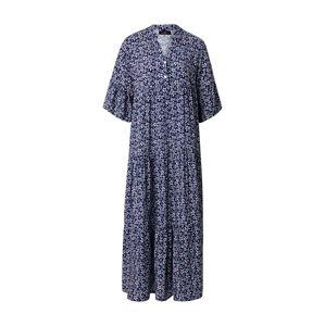 Zwillingsherz Košilové šaty 'Majevi'  námořnická modř / bílá / růžová / světlemodrá