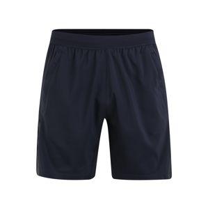 ADIDAS PERFORMANCE Sportovní kalhoty  noční modrá