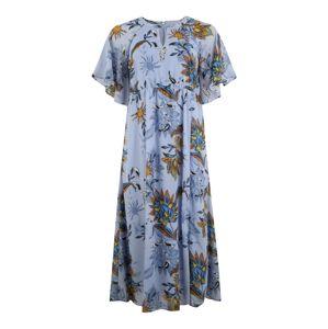 Junarose Letní šaty 'JRSHIRIAMIA'  světlemodrá