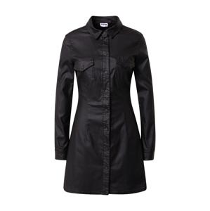 Noisy may Košilové šaty 'Lisa'  černá