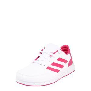 ADIDAS PERFORMANCE Sportovní boty 'AltaSport K'  tmavě růžová / bílá