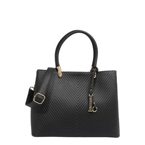 LYDC London Nákupní taška  černá