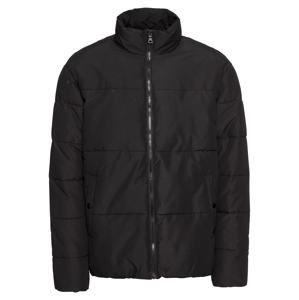 KIOMI Přechodná bunda 'nylon padded jacket'  černá