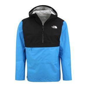 THE NORTH FACE Outdoorová bunda  černá / modrá
