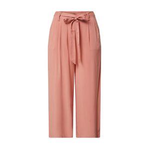 ONLY Kalhoty 'ONLNOVA LIFE CROP PALAZZO PANT SD WVN 9'  růžová / lososová / broskvová