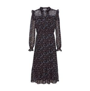 PIECES Košilové šaty 'PCNIL'  černá