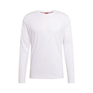 HUGO Tričko 'Derol202'  bílá