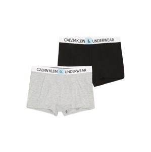 Calvin Klein Underwear Spodní prádlo  černá / šedý melír