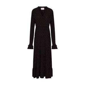 JUST FEMALE Šaty 'Musette'  černá