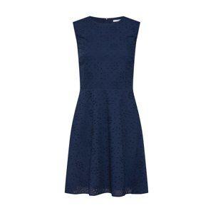 EDC BY ESPRIT Pouzdrové šaty 'FLOW'  námořnická modř