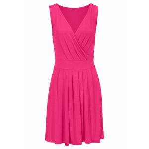 BEACH TIME Plážové šaty  pink