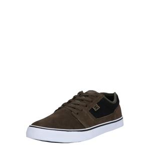 DC Shoes Tenisky 'TONIK'  tmavě zelená / černá