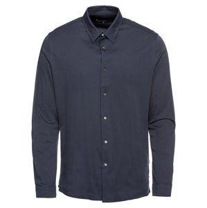 DRYKORN Košile 'RUBEN'  tmavě modrá