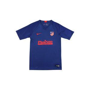 NIKE Funkční tričko 'Atlético de Madrid Strike'  královská modrá / melounová / bílá