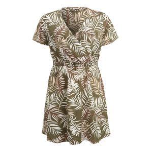 ONLY Carmakoma Letní šaty 'CARLUXMAI'  olivová