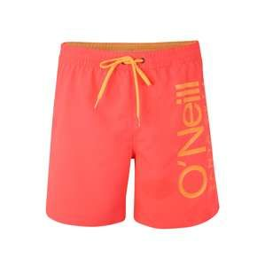 O'NEILL Sportovní plavky 'PM ORIGINAL CALI'  oranžová / pink