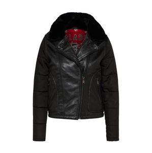 #LADC Zimní bunda  černá