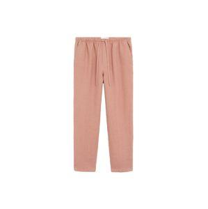 MANGO Kalhoty  pink