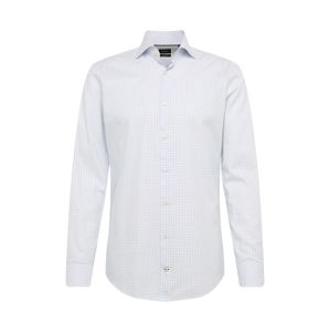JOOP! Společenská košile 'JSH-04Panko'  modrá / bílá