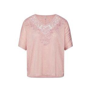 ONLY Tričko 'CAMI'  růžová