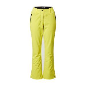 KILLTEC Outdoorové kalhoty 'Jilia'  žlutá