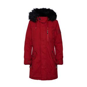 khujo Zimní kabát 'BABETTE'  ohnivá červená