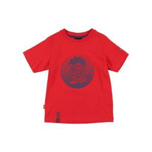 TROLLKIDS Tričko  červená / modrá