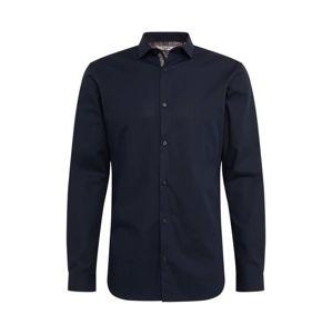 JACK & JONES Společenská košile 'VICTOR'  námořnická modř