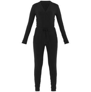 PALMERS Overal 'Asian Lounge Jumpsuit'  černá