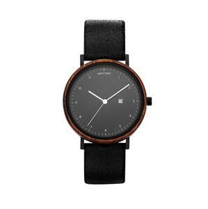 TAKE A SHOT Analogové hodinky 'Gwen'  černá
