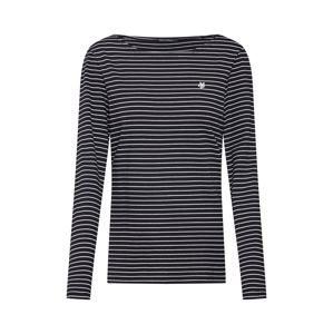 Marc O'Polo Tričko  krémová / černá