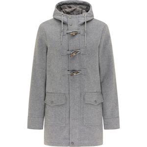 DreiMaster Klassik Přechodný kabát  šedý melír