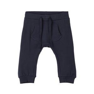 NAME IT Kalhoty  ultramarínová modř