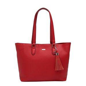 TAMARIS Nákupní taška 'MAXIMA'  červená