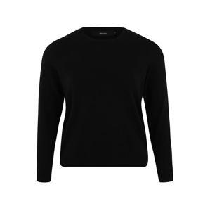 Vero Moda Curve Svetr 'VMHAPPY'  černá