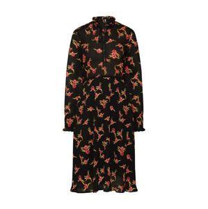 eksept Košilové šaty  mix barev / černá