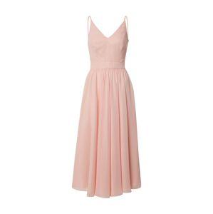 SWING Koktejlové šaty  korálová / růžová