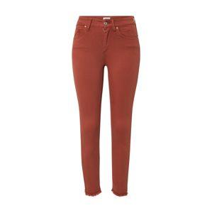ONLY Kalhoty 'ONLBLUSH'  rezavě červená