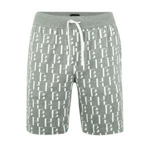 BOSS Pyžamové kalhoty 'Relax'  šedá
