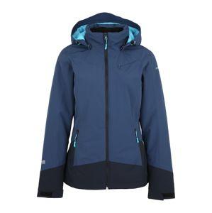 ICEPEAK Outdoorová bunda 'LARA'  modrá / noční modrá