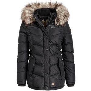 khujo Zimní bunda 'WINSEN3 WITH RC (B)'  černá