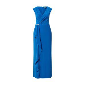 Lauren Ralph Lauren Společenské šaty 'RYDER'  modrá