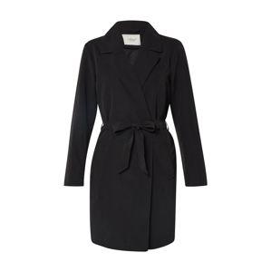 JACQUELINE de YONG Přechodný kabát 'PASCHAL'  černá