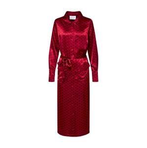 Cecilie Copenhagen Šaty 'Macy'  červená
