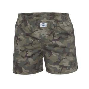 D.E.A.L International Boxerky 'Camouflage'  khaki