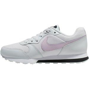Nike Sportswear Tenisky  světle růžová / světle šedá
